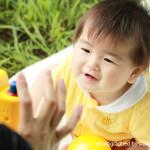 子供の撮影で実際に使ってるオススメ小物その1「おもちゃのカメラ編」